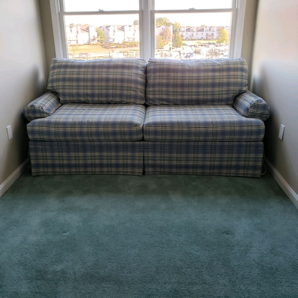 Used Queen Pullout Sofa Club Chair