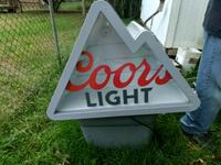 Coors light mountain mini fridge Independence, 64056