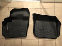 Original Weather Tech Car Floor Liners, Full Set for 2013 - 2018 Ford Fusion Mississauga, L5R 4G9