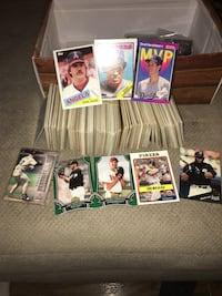 Assorted baseball player trading cards Lakeway, 78738