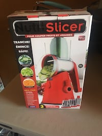 Nutri slicer  Union City, 94587