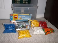 Assorted Lego Pieces Set - Appx. 2500 Pieces!!! null