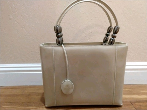 3d887da0bd75 Used Auth Dior bag beige color for sale in San Jose - letgo