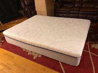 "Novaform 14"" Queen GelPlus Memory Foam Mattress Maple Valley, 98038"