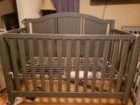 Pottery Barn 4 in 1 Crib Beaumont, 77713