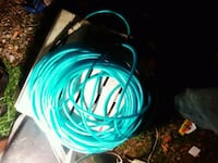 teal and black corded headphones Chattanooga, 37421