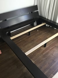 IKEA bed no matress included Queen size Montréal, H2S 1J2