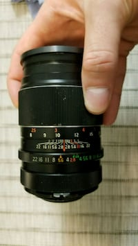 Vivitar 135mm 1:2.8 Lens Washington, 20008