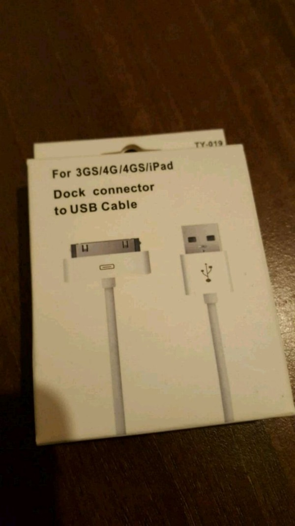 Ipad charger cable