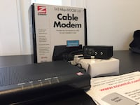 EXCELLENT Condition Super Fast Zoom Cable modem - 343 Mbps Ewa Beach, 96706