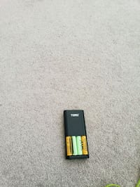 black and yellow battery charger Richmond Hill, L4S 0E3