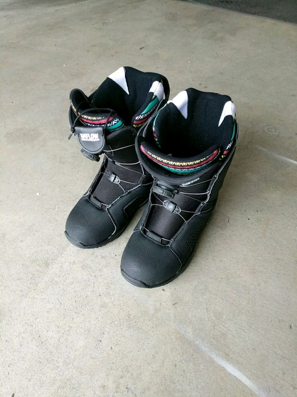 a91b0bfd98c Used Snowboarding shoes 6.5 size for sale in San Jose - letgo