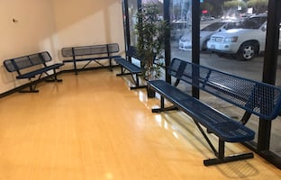 Commercial Grade Park Benches for Sale
