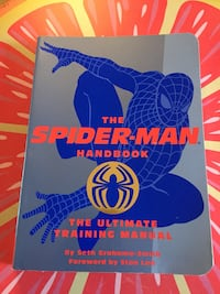 The Spider-Man Handbook Saint-Jérôme, J7Y