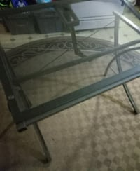 Glass (sketch) Table