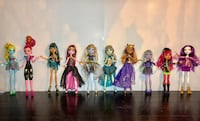 13 wishes monster high Lot Of 10 Portland, 97211