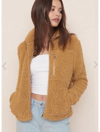 Garage Sherpa Sweater