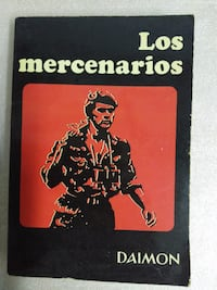 Los mercenarios de Daimon book MADRID