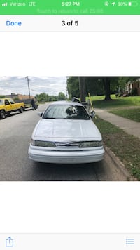 Ford - Crown Victoria - 1995