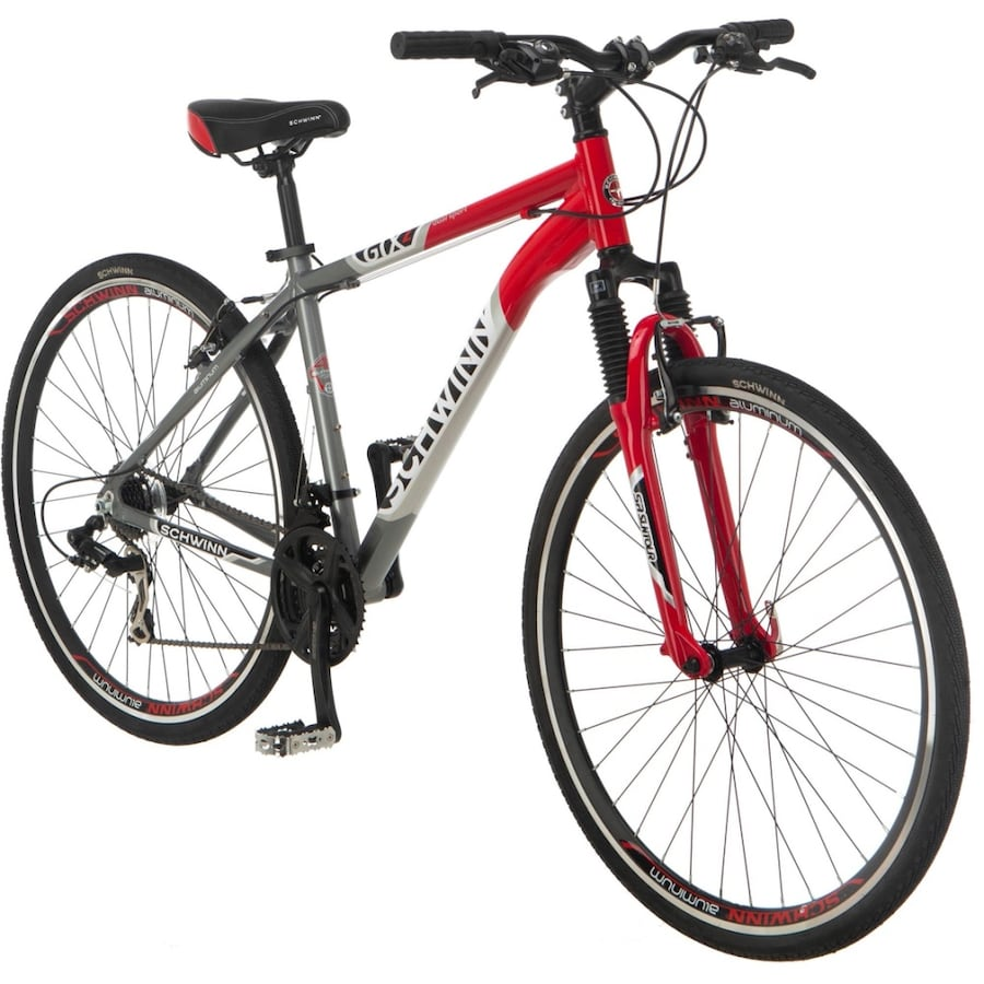 Schwinn GTX2 Dual Sport 21 speed crossover bike