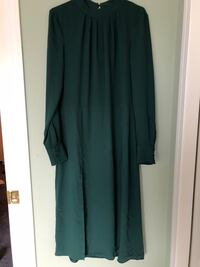 H&M Forest Green Dress Calgary, T3G 5G1