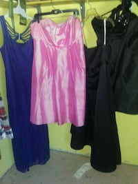 Prom dresses/price drop 1 @$25 or all @ $100