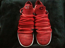 Kevin Durant size 9