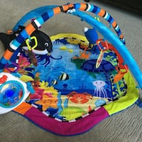 Baby Einstein play mat/tummy time mat Toronto, M5A 4B7