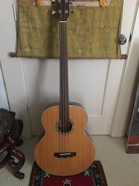 Bass guitar. Like new