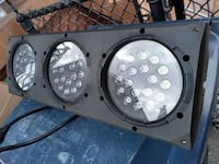 2 CHAUVET PROFESSIONAL COLOR ado 3p IP LED Light Set of 2  You will be receiving 2 sets.  CHAUVET PROFESSIONAL COLORADO3P  Highlights  IP66 Weatherproof Rated  DMX Control   [PHONE NUMBER HIDDEN] K Color Temperature  Built-in Automated Programs  100 to 240 VAC, 50/6 Toronto