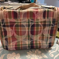 Coach make up bag Edmonton