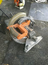 yellow and gray miter saw Los Angeles, 90043