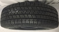New - One Uniroyal Spare All Season Tire Sz- 235/70R16.