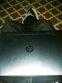 black HP laptop with AC adapter Takoma Park, 20912