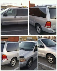 2003 Ford Windstar Mississauga