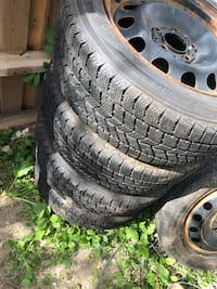 Summer winter tires Brampton