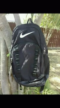black and gray Nike backpack New Braunfels, 78130