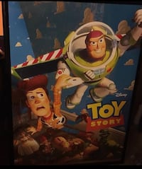 Toy story poster Mcconnellsburg, 17233