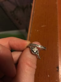 Engagement set. Size 6 Broken Arrow, 74012