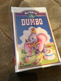 **RARE** Walt Disney Dumbo Masterpiece VHS  St Catharines, L2N 7S9