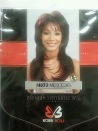 brand new wig (never used) Brampton, L6Y 2K4