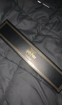 Limited edition harry potter interactive wand