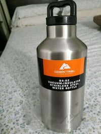 Ozark trail 64 oz water bottle
