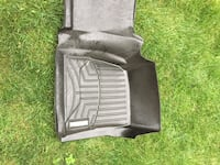 Regular cab weathertech mats for 2017 chevy silverado, not even a year old London, N5W 6E2
