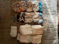 Cloth diaper covers and prefold inserts  Surrey, V4N 0A3