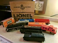 Vintage Lionel Train Set in Original Box Niagara Falls