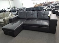 Sectional sofa w/ pull out bed Long Beach, 90808