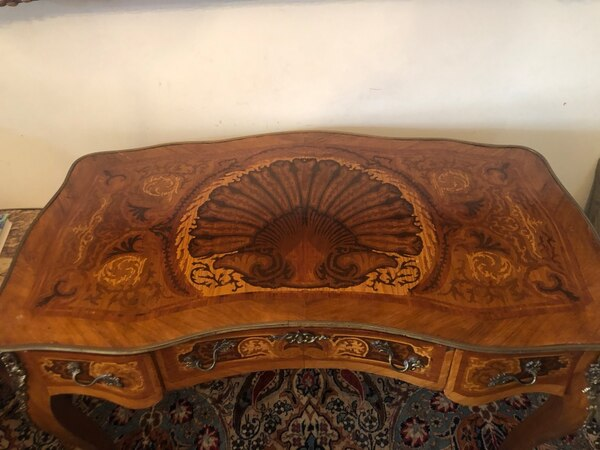 Antique French desk delivery available.. aed6c1d2-0291-45b2-8664-58a0ad6ad216