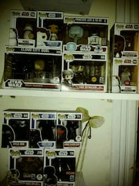 Pop vinyls start wars collection Denver, 80223