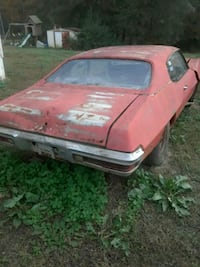 1971 pontiac lemans project Pendergrass, 30567